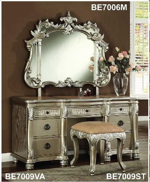 yuan tai furniture bellavue vanity and mirror be7009va