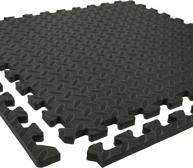 Diamond Soft Tiles 6 Tiles 24 Sqft Interlocking Foam Tiles