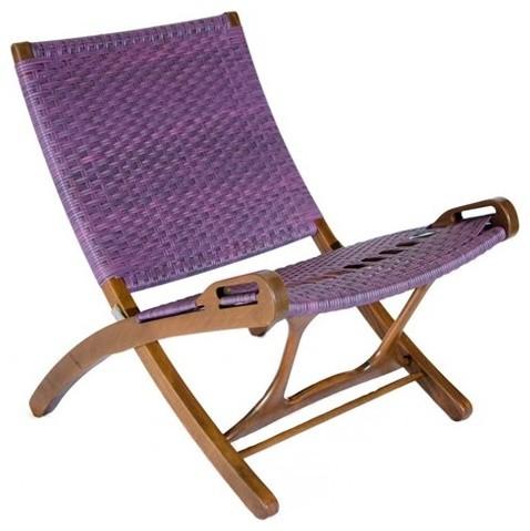 Genova Outdoor Folding Chair Modern Folding Garden Chairs