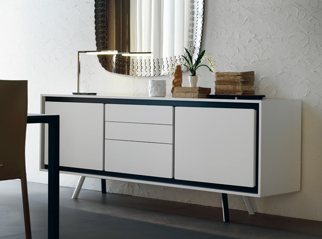 Metropolis Modern Sideboard By Cattelan Italia Modern Living Room New Y