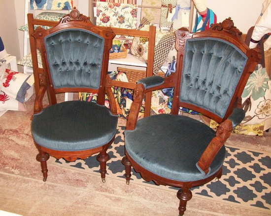 Upholstered Victorian Chairs Home Design Ideas Pictures