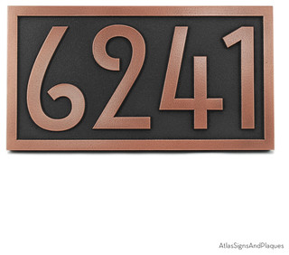 stickley numbers only 16 x 7 in copper patina arts. Black Bedroom Furniture Sets. Home Design Ideas