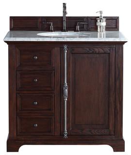 james martin providence 36 sable single vanity with