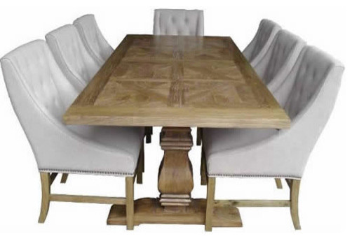 Dining room tables traditional dining tables for Dining room tables melbourne
