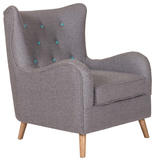 Charlotte Armchair Midcentury Armchairs And Accent Chairs Sydney By D