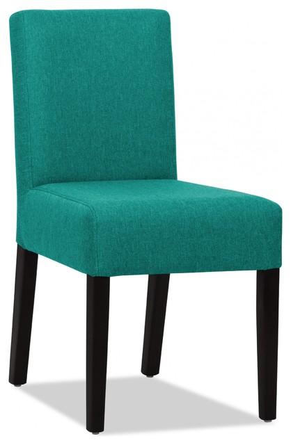 stuhlset allegra t rkis 2er set. Black Bedroom Furniture Sets. Home Design Ideas