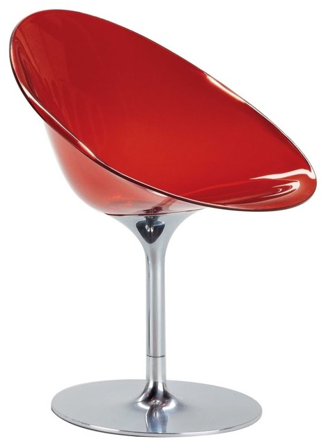 Kartell Eros Chair - Midcentury - Armchairs And Accent Chairs - by Design Public