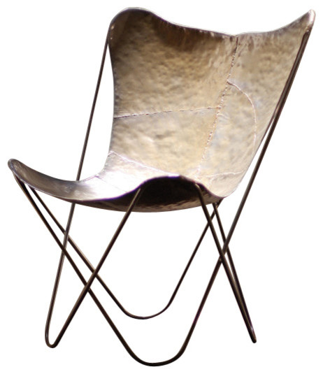 Iron Butterfly Chair Southwestern Folding Chairs And Stools by First of