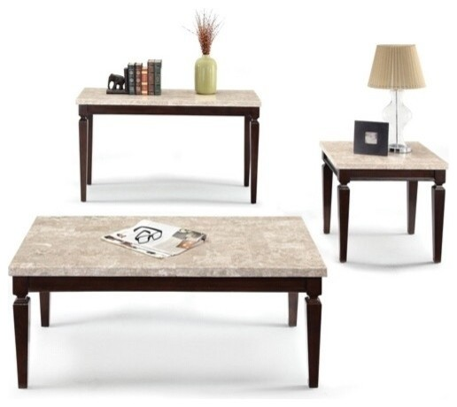 ... End Table with Stylish Legs transitional-side-tables-and-end-tables