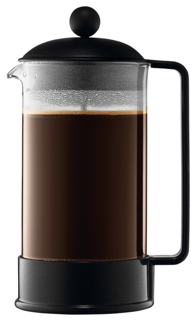 Bodum Brazil Coffee Maker, 8 Cup, 10 L, 34 Oz, Plastic