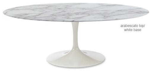saarinen coffee table carrara marble coffee tables by hive. Black Bedroom Furniture Sets. Home Design Ideas