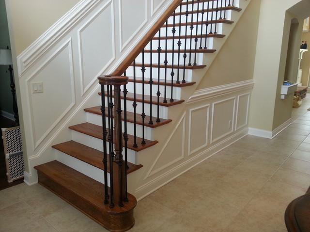 Wood To Wrought Iron Makeover In Ponte Vedra