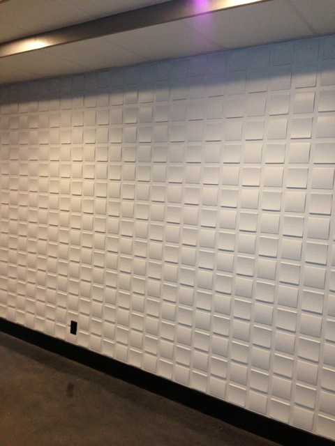 3d Mdf Wall Panels And Leather Panels Modern Bedroom