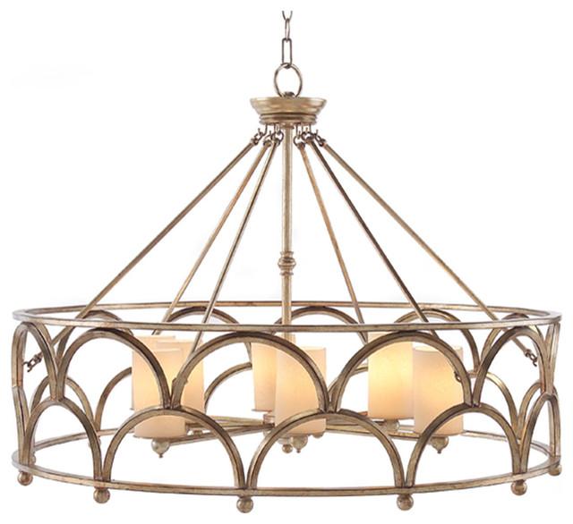 john richard 8 light chandelier ajc 8777 transitional. Black Bedroom Furniture Sets. Home Design Ideas