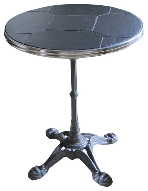 Gu ridon r tro table de jardin bistrot other metro - Table de jardin industriel saint etienne ...