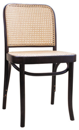 Hoffmann chair from thonet australia contemporary for Modern dining chairs australia