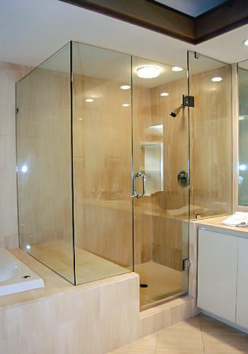 Shower Doors - Industrial - New York - by Shower Door NY