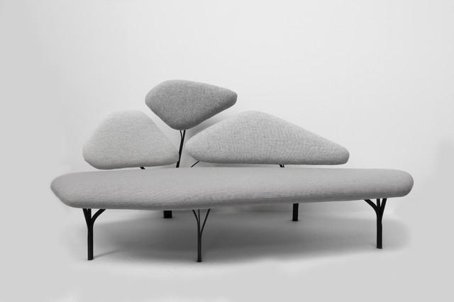 borghese sofa no duchaufour lawrance contemporain canap autres p rim tres par la chance. Black Bedroom Furniture Sets. Home Design Ideas