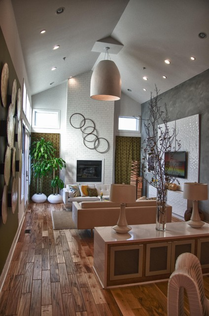 Extreme makeover home design eclectic raleigh by for Extreme home designs