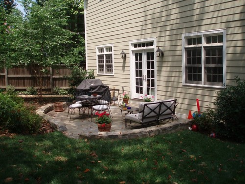 Patio of the Week: Underutilized Backyard Gets New Life