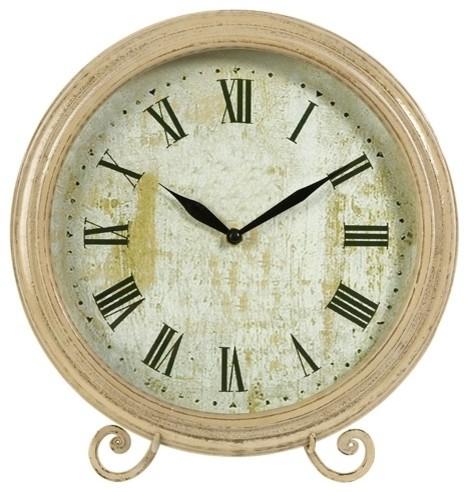 large avignon wood clock eclectic clocks by posh