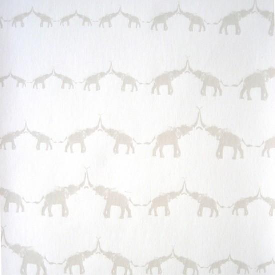 Jill Malek Baby Elephant Walk Wallpaper