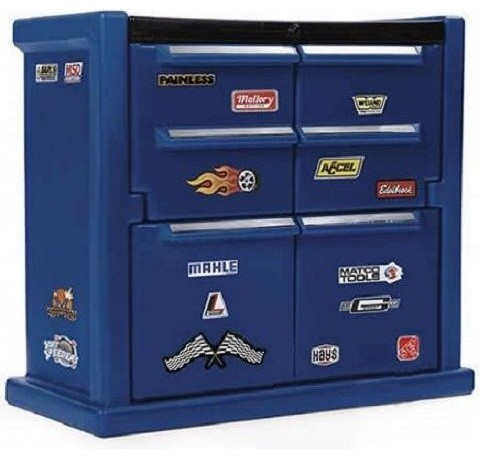 Step2 Tool Chest Dresser - Eclectic - Kids Dressers And Armoires - by Amazon