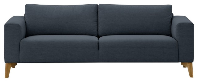 3sitzer sofa bora eiche grau modern sofas by moderne sofakollektionen. Black Bedroom Furniture Sets. Home Design Ideas