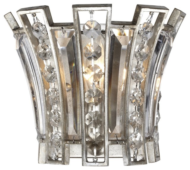 Murray Feiss Wall Sconces: Murray Feiss Soros Wall Sconce X-LSE7371BW