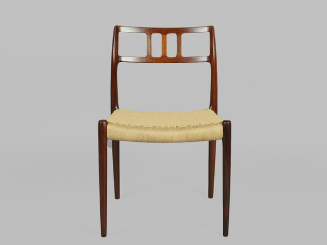 Niels Moller No 79 Dining Chairs Set Of Five Contemporary Dining Chairs