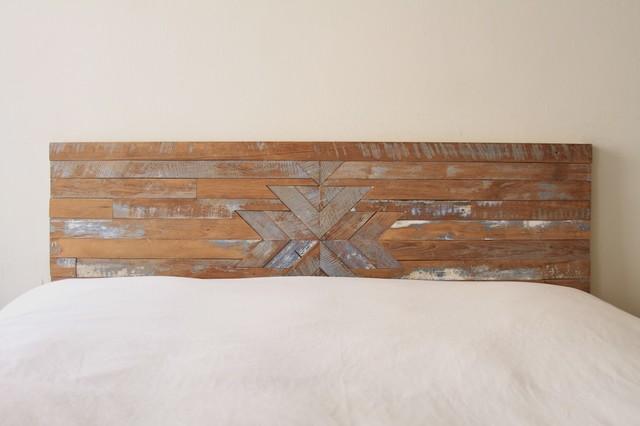 Reclaimed Wood Headboards Rustic Furniture Los