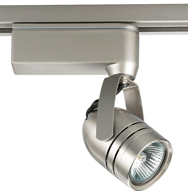 Pendant Track Lighting Heads: Progress Lighting P6105-09 Miniature Halogen One Light