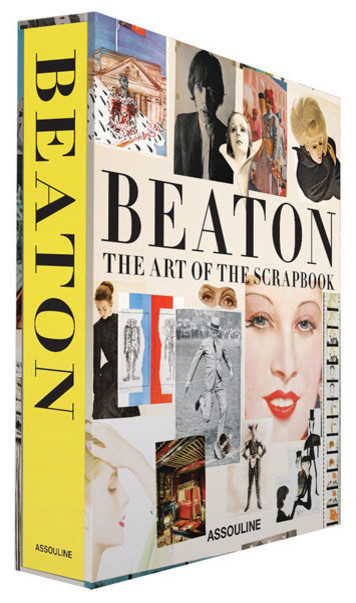 """""""Cecil Beaton, The Art of the Scrapbook"""" Coffee Table Book - Contemporary - Books - by AHAlife"""