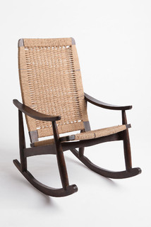 Woven Rocker Chair Traditional Rocking Chairs By Urban Outfitters