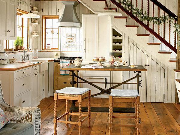 Coastal cottage kitchen other for Professional home design 7 0