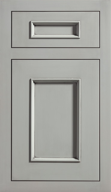 Dura Supreme Cabinetry Marley Inset Cabinet Door Style - Traditional - Kitchen Cabinetry - los ...