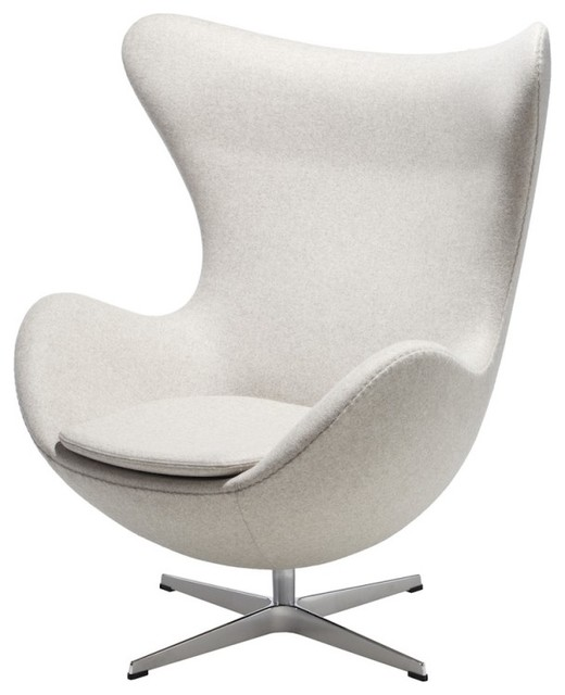 Egg Chair by Arne Jacobsen available at SUITENY
