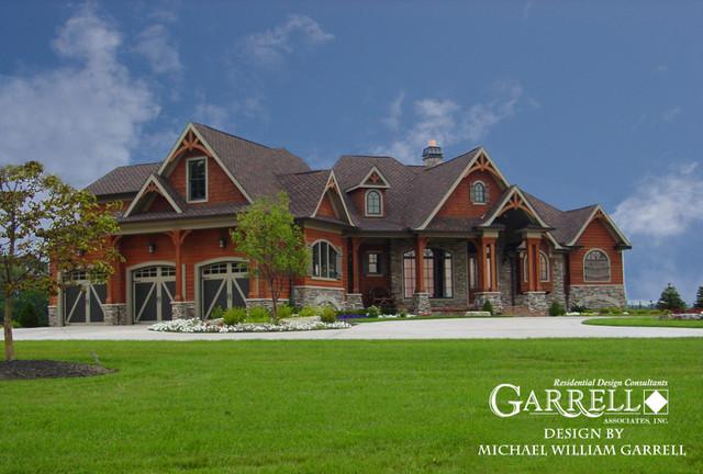 Garrell associates home plans house design plans for Garrell and associates house plans