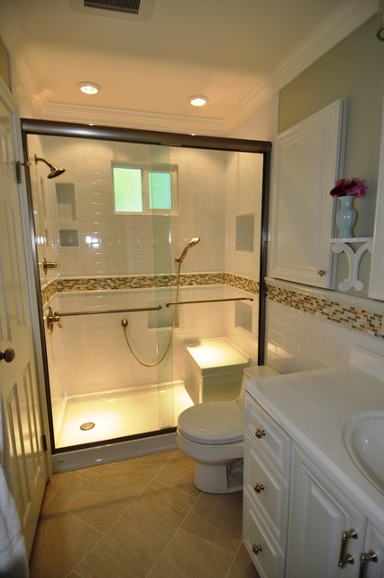 Complete Bathroom Remodeling Project Di J F