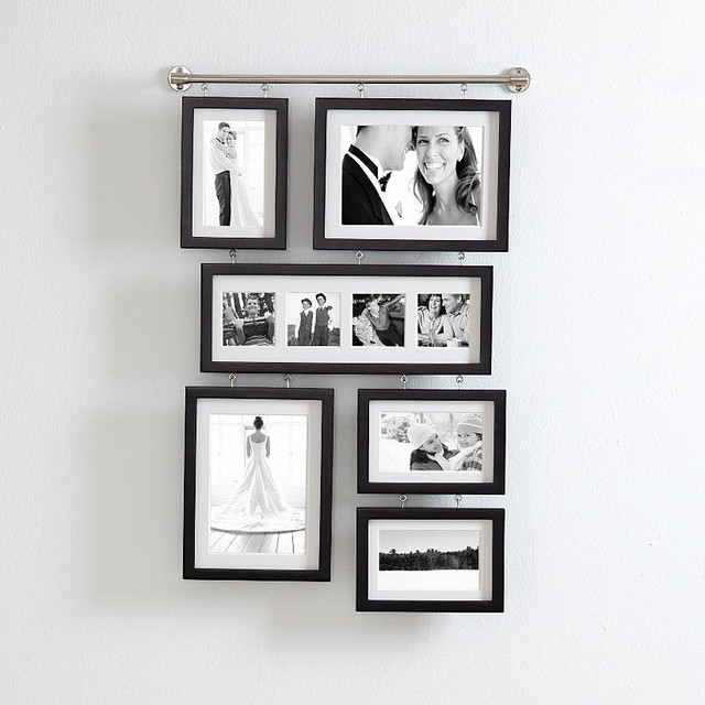 Wall Gallery Frame Contemporary Picture Frames By