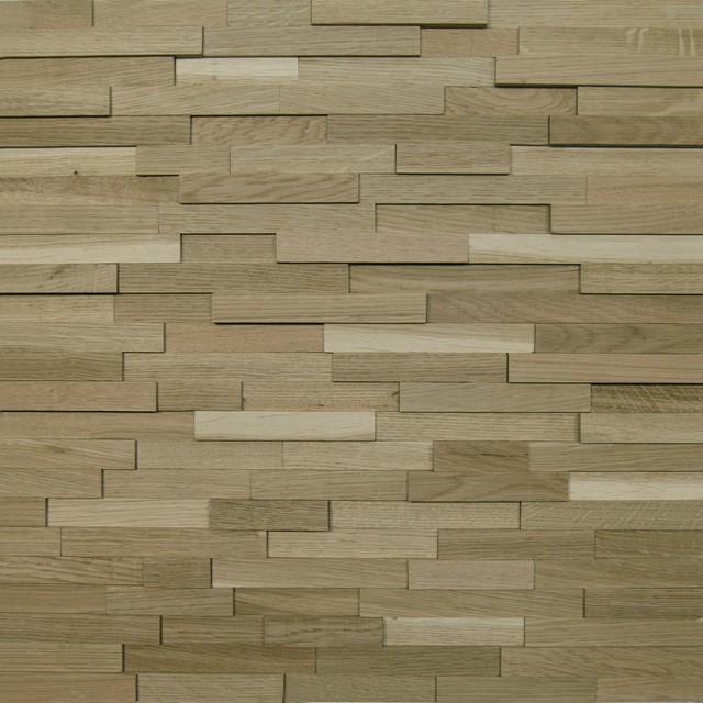 wallure rayure ch ne mince lisse naturel panneau. Black Bedroom Furniture Sets. Home Design Ideas