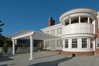Pergola traditional garden products new york by for Riverhead building supply