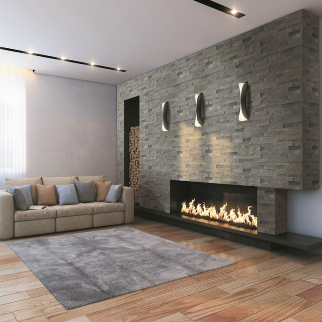 Petra Grey Split Face Tiles Natural Stone Wall Tiles Wall Floor Til