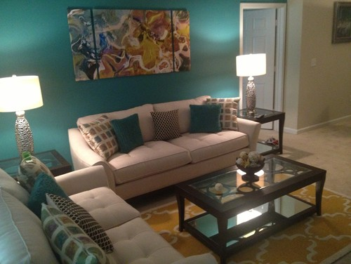 teal and brown living room ideas quotes. information about rate my ...