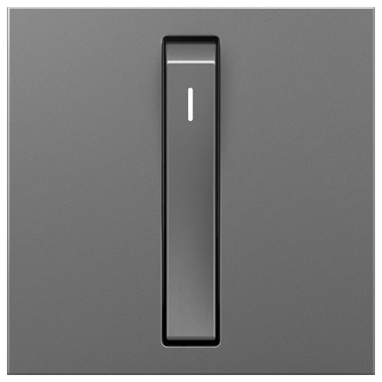 legrand adorne whisper switch magnesium aswr1532m4. Black Bedroom Furniture Sets. Home Design Ideas