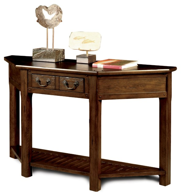 Broyhill Grand Junction Console Table - Console Tables - by Broyhill