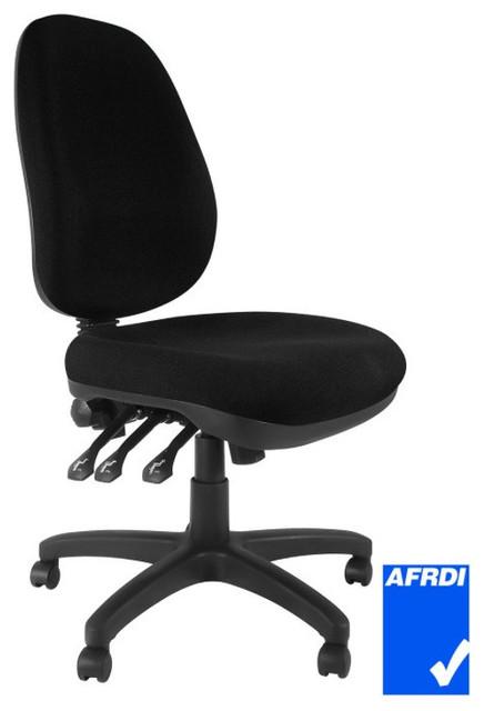 Ergonomic Chair Modern Office Chairs Brisbane By No More Pain Ergonomics
