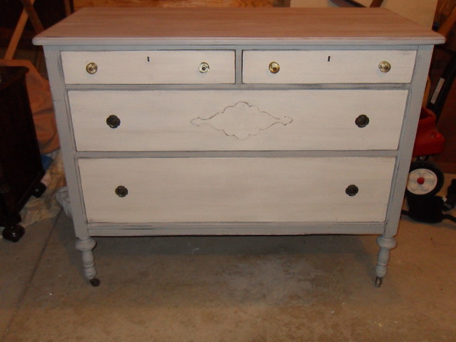 Painted Furniture chicago by Pearl Street Chic