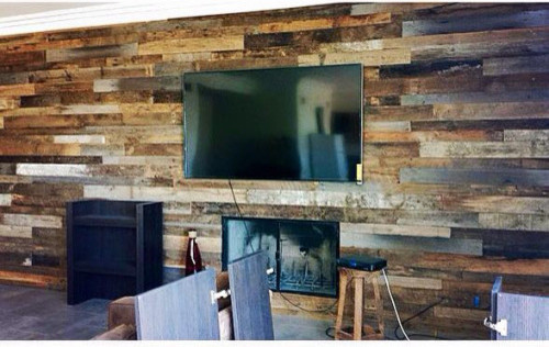 Reclaimed wood wall panels for Salvaged building materials los angeles