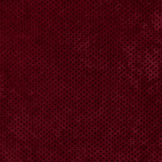 Burgundy Diamond Microfiber Stain Resistant Upholstery
